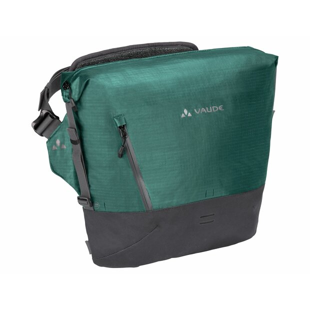 Vaude Umhängetasche Crossovertasche CityMe nickel green