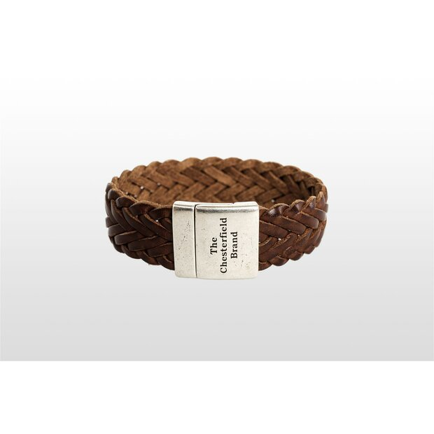 Chesterfield Lederarmband Avatar